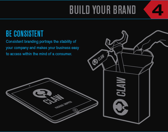 Build Your Brand with Consistency