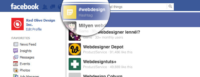 How to Use Fashbook Hashtags?